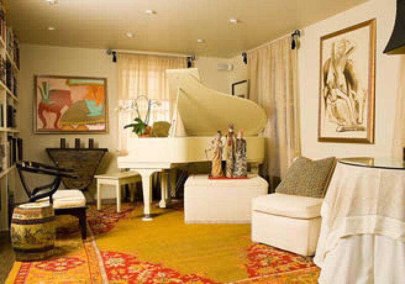 El fondo permite a los inversionistas resguardar obras de arte en sus hogares. (Foto: Jupiter Images)