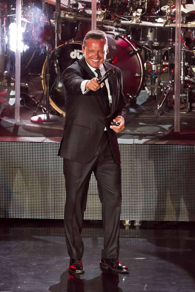 Se anunció que se reprogramarán las presentaciones del cantante en fechas próximas.
