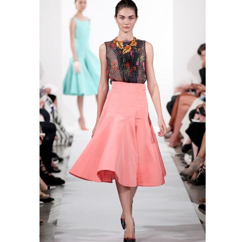 En la pasada Semana de la Moda neoyorquina se mostró que la tendencia continuará vigente para el próximo año.