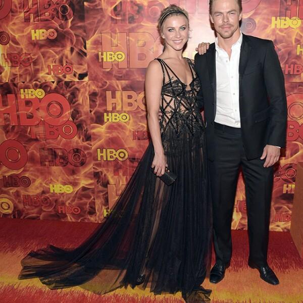 Julianne Hough y Derek Hough