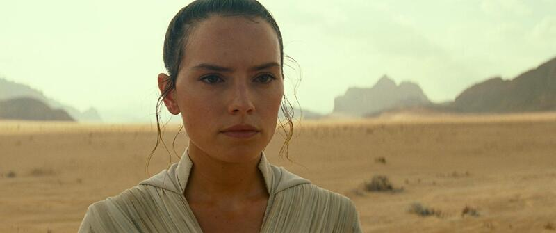 Daisy Ridely Star Wars: The Rise of Skywalker