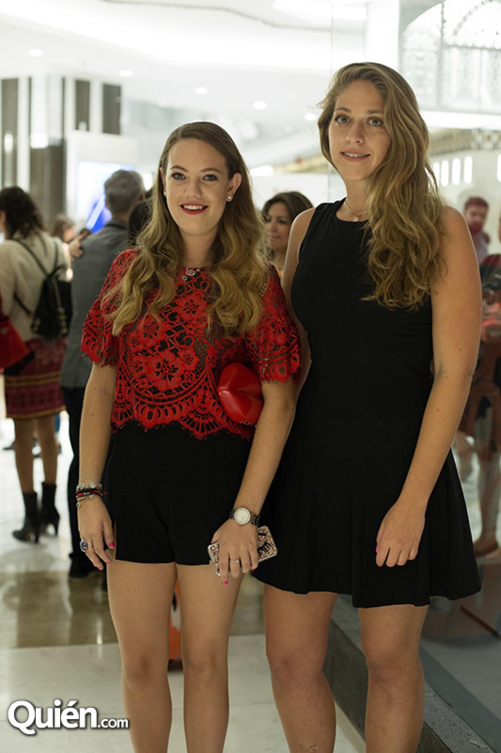Tamara Berger y Nicole Maisner
