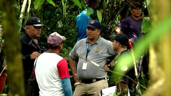TVN Noticias de Panama / AFP