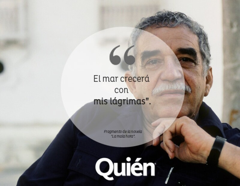 Hace un año de la muerte del escritor y periodista colombiano, y lo recordamos con estos extractos de su obra.