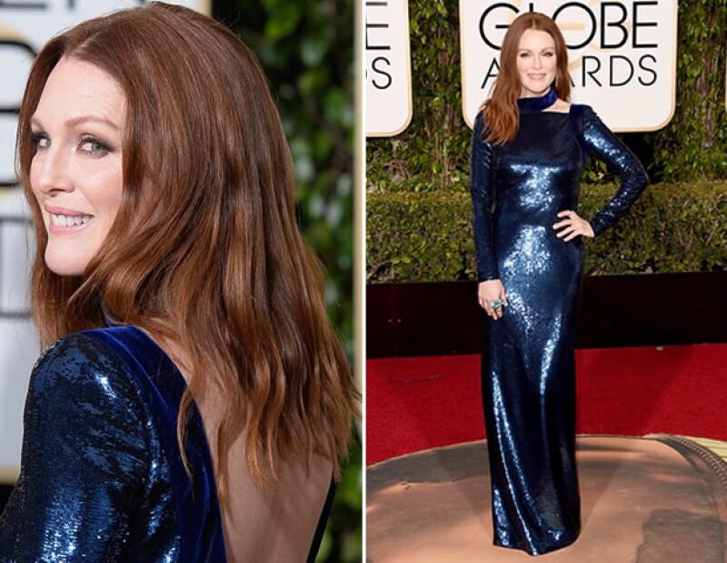 Mientras nos enamoramos más de Julianne Moore en cada red carpet a la que va, los looks de JLo y Heidi Klum nos tienen muy confindidos. Ve cómo respondemos a los looks que llevaron las celebs anoche.