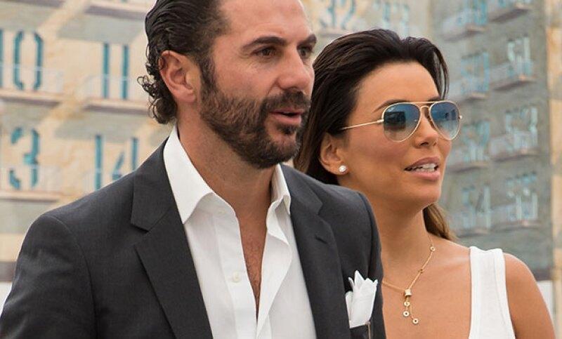 La pareja se casó en Valle de Bravo y por el momento no buscan crecer la familia.