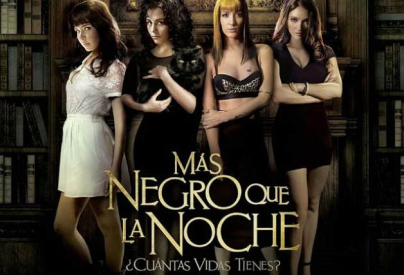 """La película """"Más negro que la noche"""" se estrenará en 3D."""