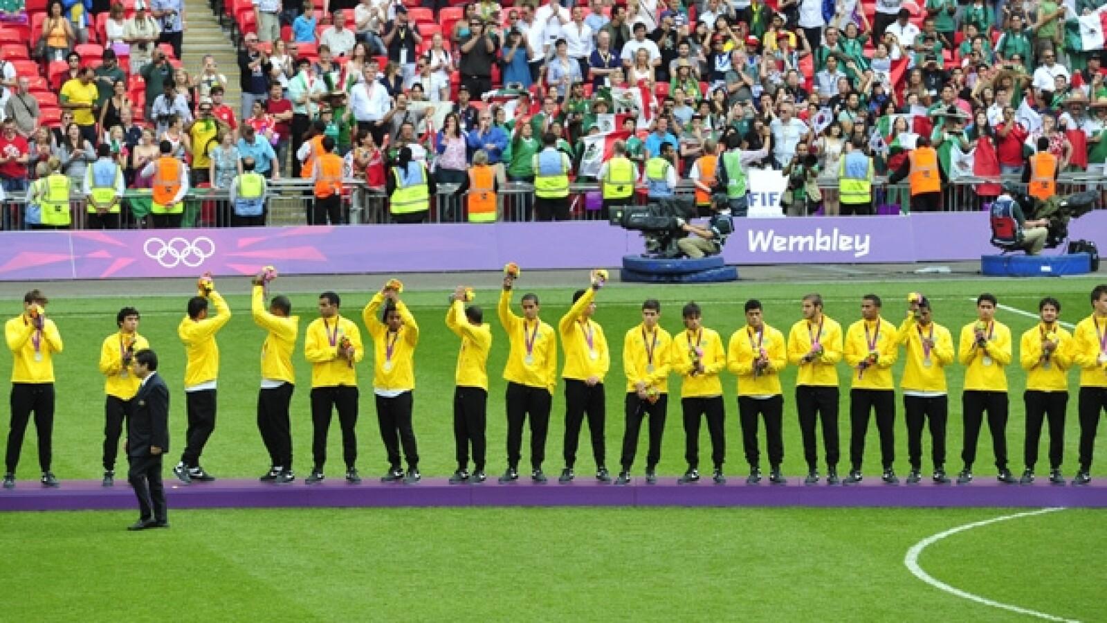 brasil plata medalla londres