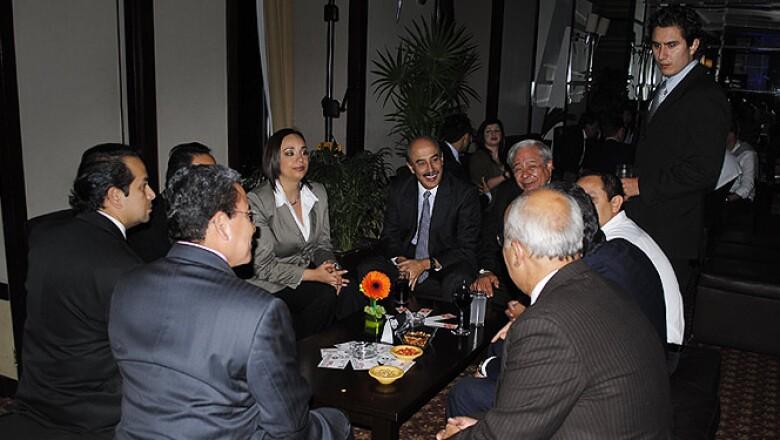 Los invitados, personalidades del sector compartieron soluciones e ideas sobre la Manufactura a nivel mundial.
