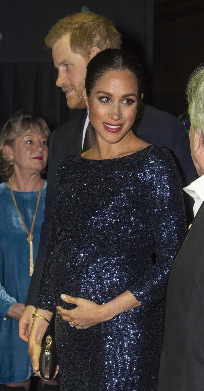 "The Duke And Duchess Of Sussex Attend The Cirque du Soleil Premiere Of ""TOTEM"" In Support Of Sentebale"