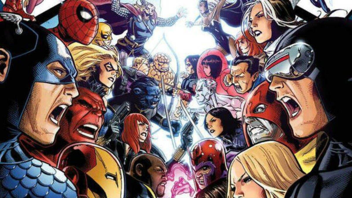 'Avengers vs X-Men', la película que Marvel necesita