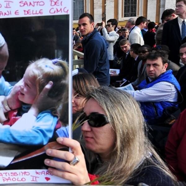 Juan Pablo II - niños