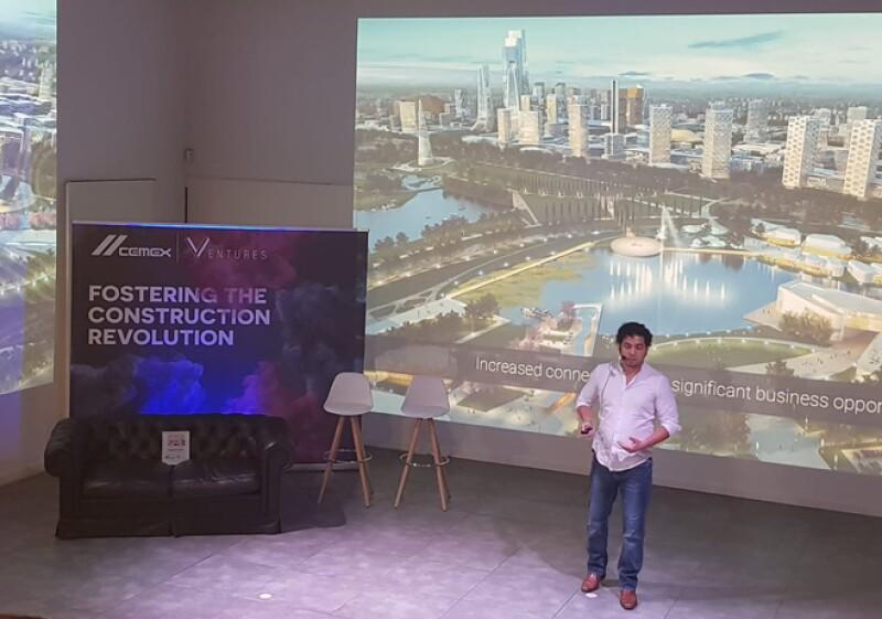 Cemex Ventures Construction Startup