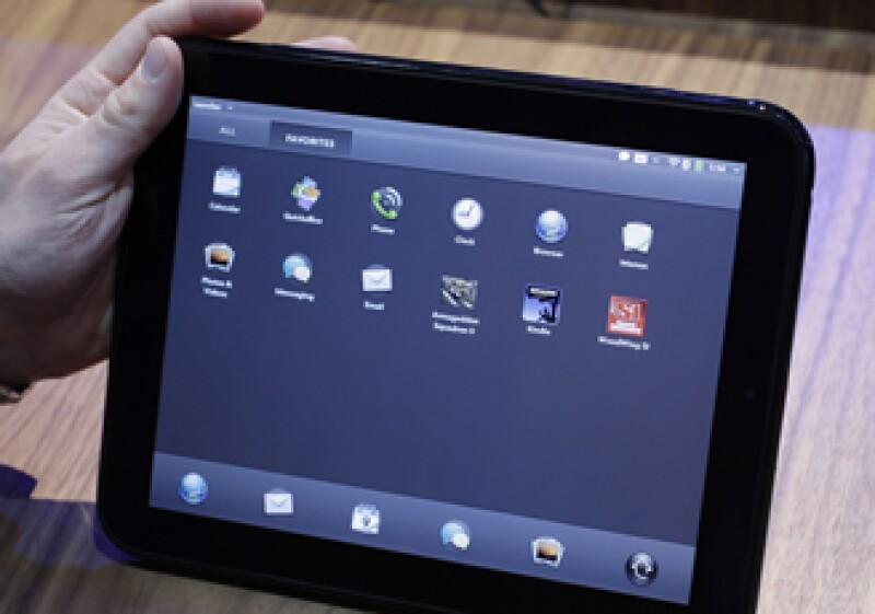 La TouchPad debutará este verano, la versión de 32 GB costará 599 dólares. (Foto: AP)