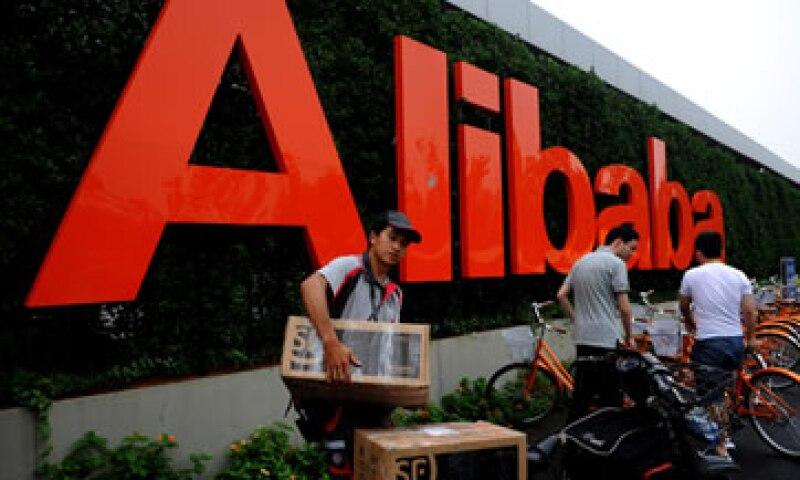 Con la inversión de Alibaba, la valorización de Snapchat se acercaría a la de WhatsApp.  (Foto: AFP )