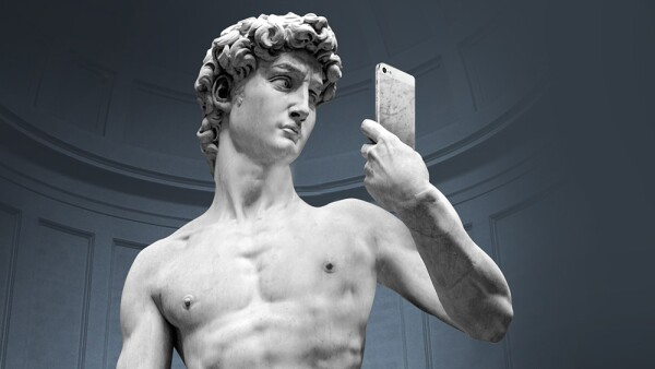 The Museum of Selfies