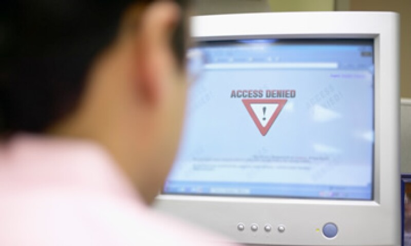 Tras darse a conocer el cierre de Megaupload, el sitio digital del Departamento de Justicia fue atacado por Anonymous. (Foto: Thinkstock)