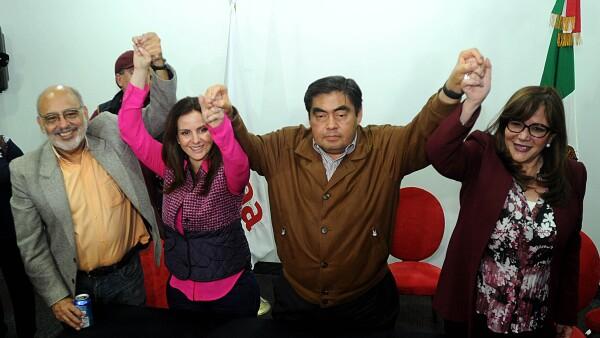 Barbosa, candidato en Pueb