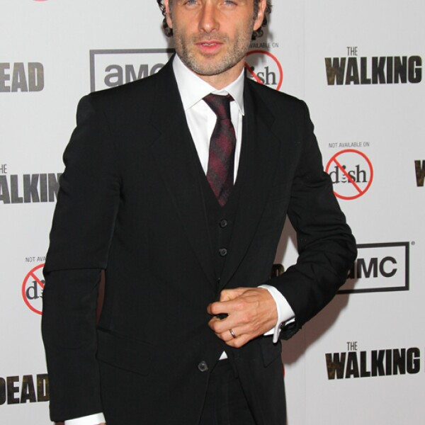 22. Andrew Lincoln - The Walking Dead