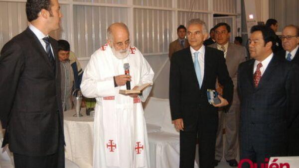Alejandro Alonso, Jorge Puente, Arturo Ortega, José Luis Padilla