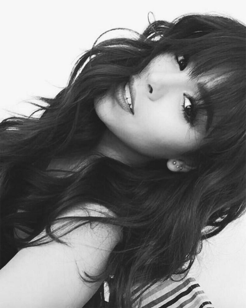 Como toda mujer, al parecer  Danna Paola también se inspira en los looks de las celebs de Hollywood a la hora de cambiarse el look.
