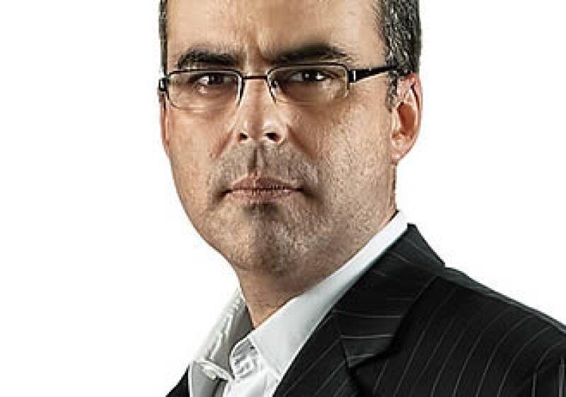 Juan Pardinas, director de Análisis de Finanzas Públicas, Instituto Mexicano para la Competitividad.  (Foto: Gilberto Contreras)