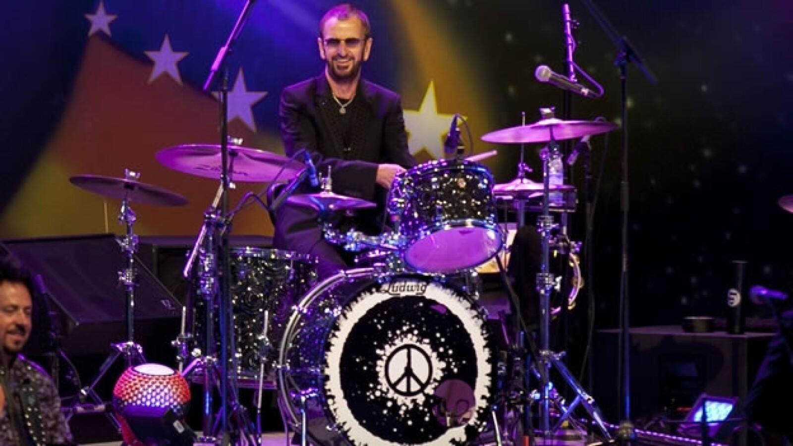 Ringo Starr Londres 2012