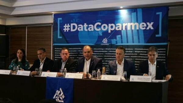 Data Coparmex