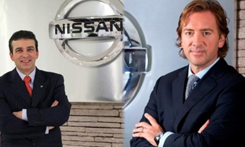 Cousseau –izq- y Valls –der- trabajaron previamente para General Motors. (Foto: Especial)