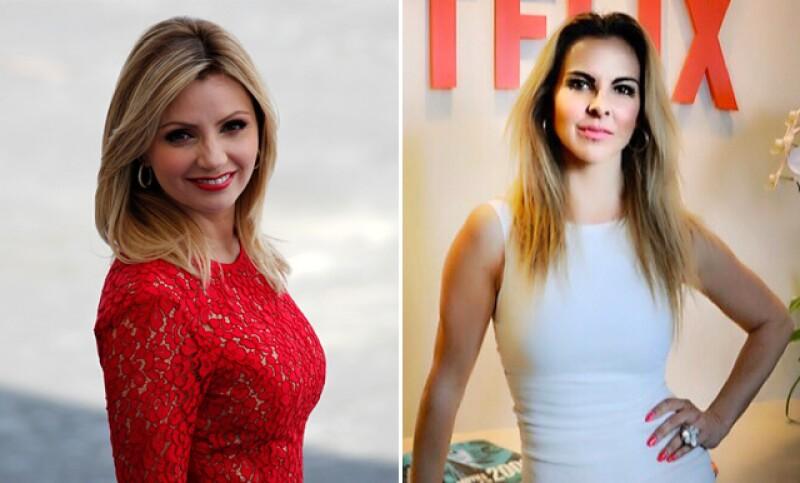 """Por su próximo papel como primera dama en la serie """"Ingobernable"""", a la actriz le preguntaron qué es lo que opina de la actual primera dama mexicana."""