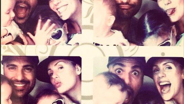 A casi un año de edad, el hermoso bebé de Heidi Balvanera y Jaime Camil ya da sus primeros pasos por sí solo.