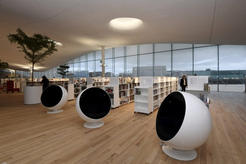 Biblioteca Oodi
