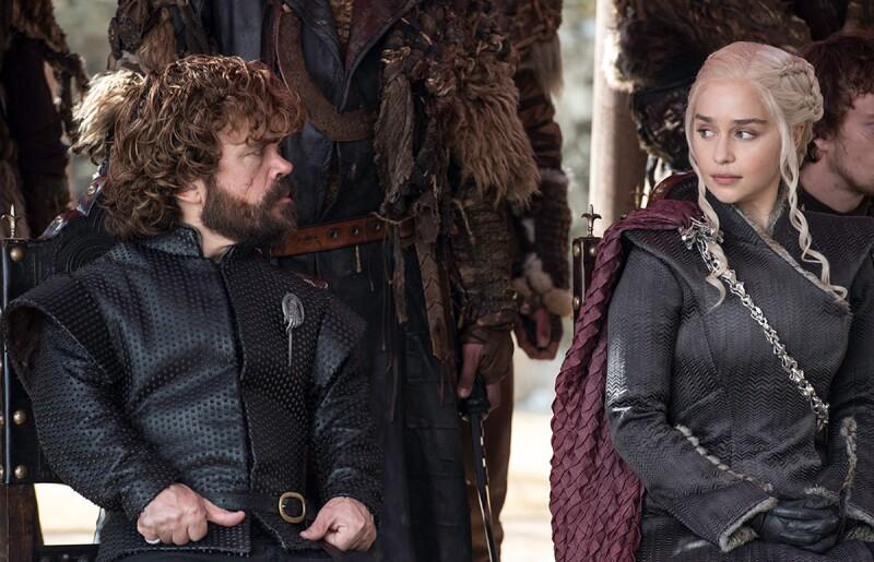 Image result for daenerys habla con cersei