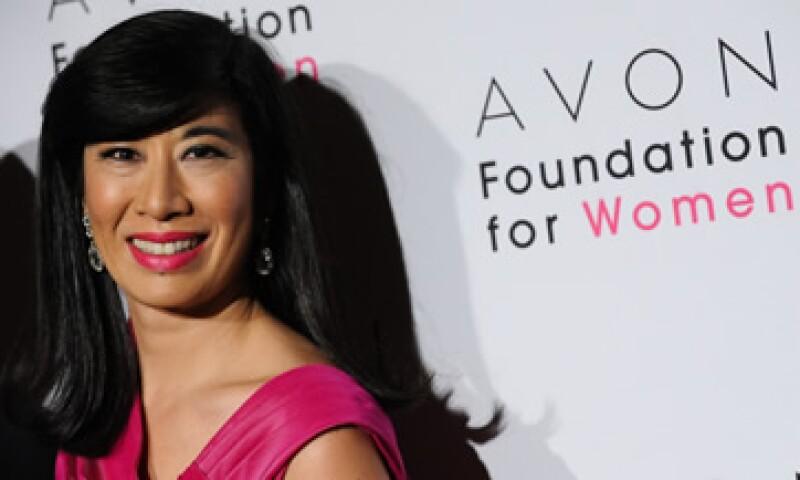 Andrea Jung es una de las presidentas ejecutivas con más antigüedad laboral en el mundo. (Foto: AP)