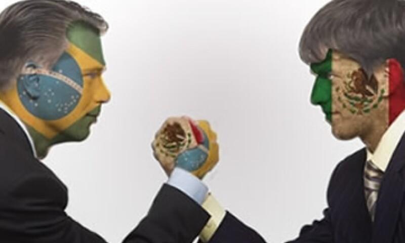 Brasil y México miden fuerzas en las negociaciones sobre cambios en el Acuerdo de Complementación Económica. (Foto: Archivo)