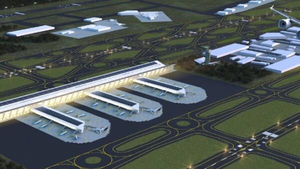 Aeropuerto Internacional de Santa Lucía