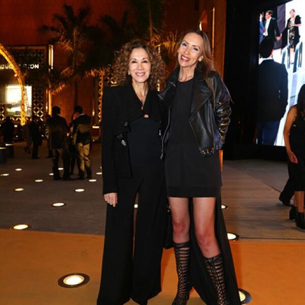 Beatriz Calles y Laura Reyes