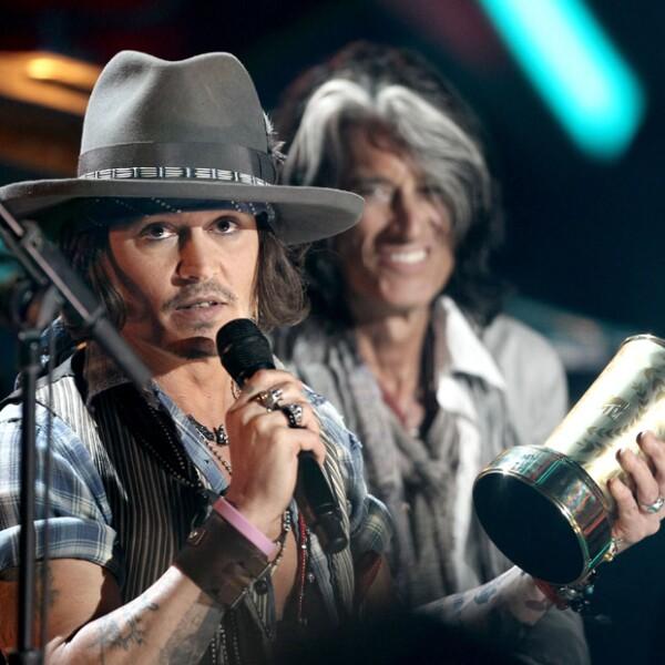 El premio otorgado a Johnny Depp es como un homenaje. En ediciones anteriores lo han recibido Sandra Bullock (2010), Reese Witherspoon (2011) y Tom Cruise (2005), por mencionar algunos.