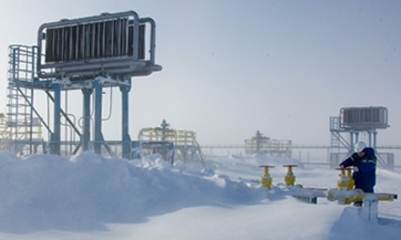 A partir de este lunes, Rusia cortó el suministro de gas a Ucrania. (Foto: tomada de www.gazprom.com)