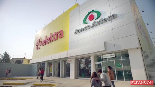 Los bancos de  los Retail