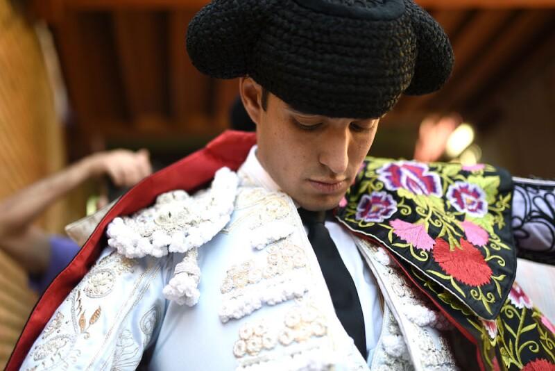 Bullfight in Cordoba, Spain - 28 May 2015