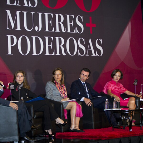 Los panelistas dejaron en claro que el tema de balance de vida y trabajo no sólo atañe a las mujeres sino también a los hombres y que más allá de una asunto de emoción o sentimiento, se trata de un asunto de productividad.