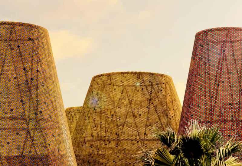 Expo Dubái - pabellón español