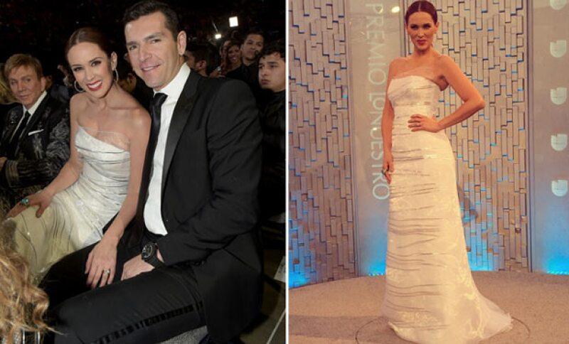 Thalía, Galilea Montijo, Maite Perroni y más brillaron por su sensualidad y diseños exclusivos en su paso por el red carpet en Miami.