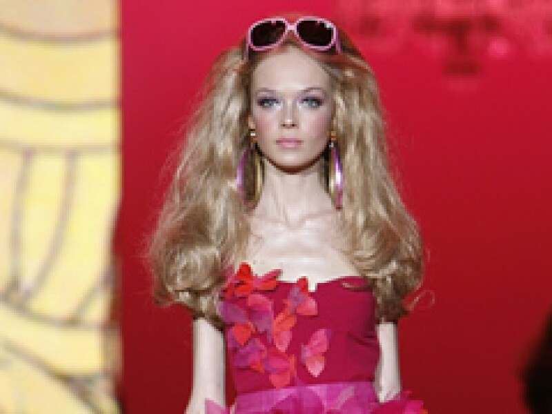Barbie y el Fashion Show a la vanguardia en la moda. (Foto: Reuters)