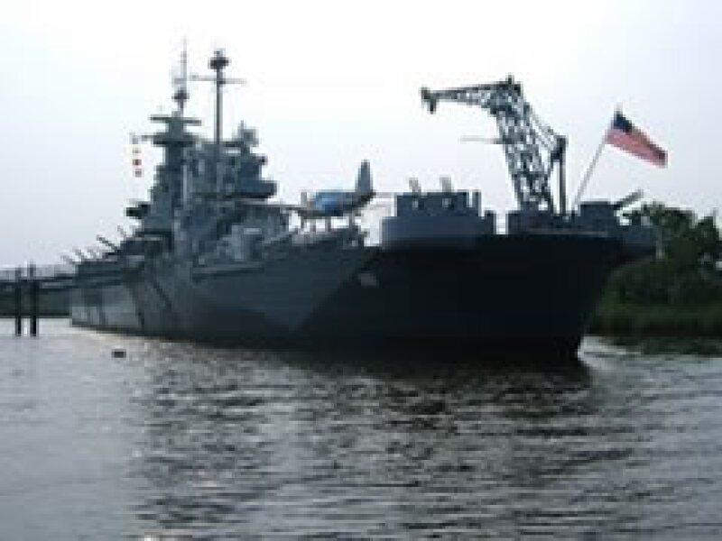 El barco naufragó un año antes de que Estados Unidos entrara a la guerra. (Foto: Stock.xchng)