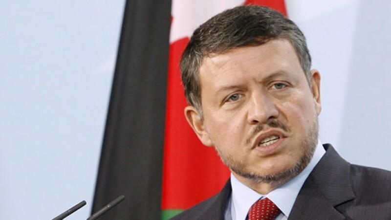 rey abdullah jordania