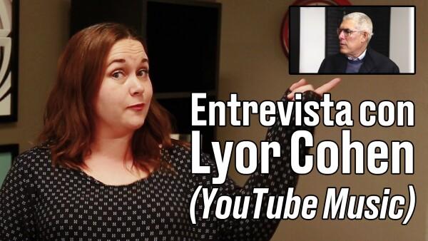 YoutubeMusic LyorCohen