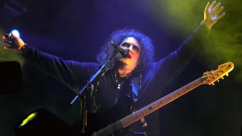 concierto, the cure, espectaculo