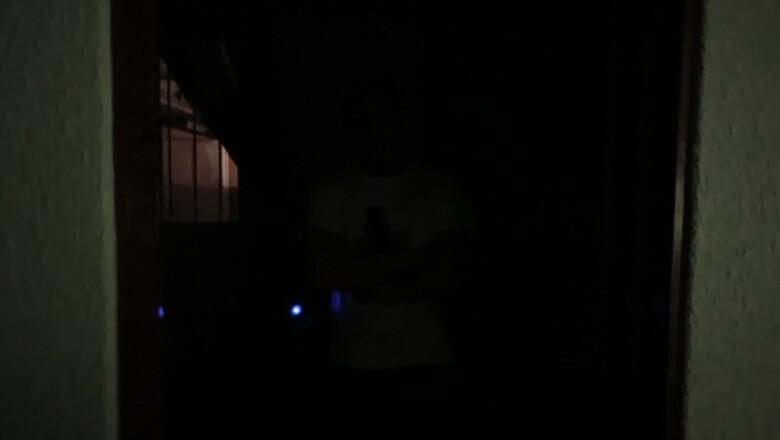 Fotos en ambientes muy oscuros P30 Pro vs iPhone XS Max